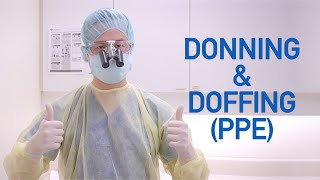 NEW COVID-19 Protocols For Dentists: Donning & Doffing (PPE)