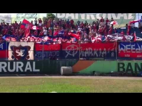 """""""Barra Sexto Estado en Mazate"""" Barra: Sexto Estado • Club: Xelajú"""