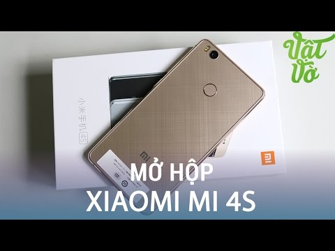 Videos: Video - Mở hộp & đánh giá nhanh Xiaomi Mi 4S: thiết kế đẹp, cấu hình tốt