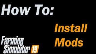 how to download fs 19 mods - मुफ्त ऑनलाइन