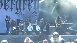 "Evergrey - "" A touch of blessing "" - 16/06/2017 - Hellfest - Clisson - 1/1"