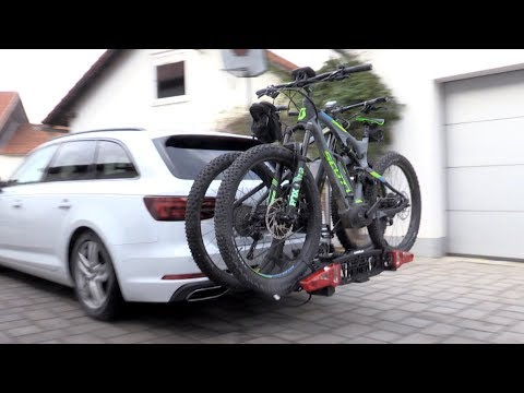 GE-CHECKT: Uebler Fahrrad-/Kupplungsträger i21