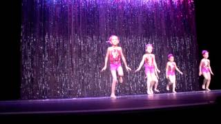 """1st. Graders Dance to """"Aretha Franklin's Respect"""""""