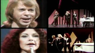 ABBA - IF IT WASN'T FOR THE NIGHTS - STEREO REWORK 2010 1080p