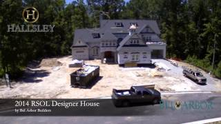 RSOL 2014 Designer House Time Lapse - Completed House