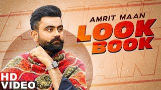 Amrit Maan (Look Book) | Jatt Fattey Chakk | Latest Punjabi Songs 2020 | Speed Records