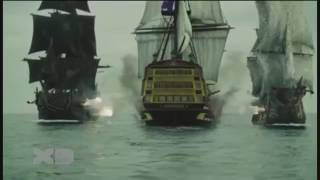Holandes Errante - Perla Negra  VS Endeavour