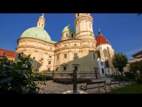 סרטון באיכות 4K של העיר האוסטרית גראץ
