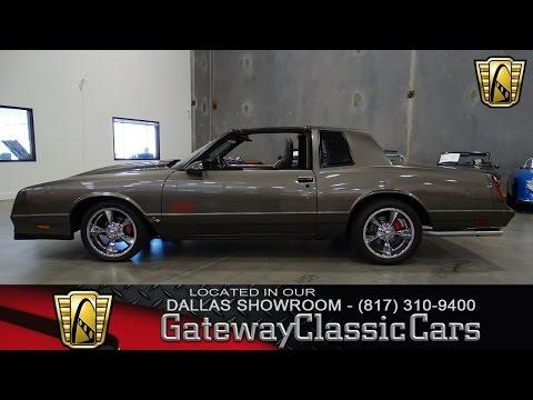 Video of 1987 Monte Carlo - $39,995.00 - KKMI