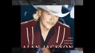Alan Jackson -- The Thrill Is Back