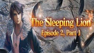 Final Fantasy Mobius FF 8 The Sleeping Lion - Episode 2, PART 1 CUTSCENES