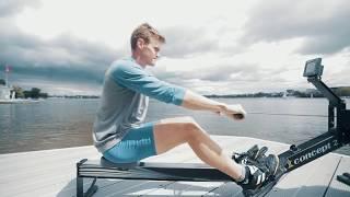 Einführung ins Indoor Rowing mit Weltmeister  Hannes Ocik - Teil 2 Schlagaufbau