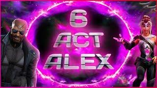 6 акт попробуем?) 6 ACT Марвел:Битва чемпионов(Marvel:Contest of Champions(MCOC))
