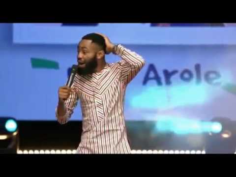 Woli Arole's Performance At NJOY 12.0 Laughter Galore!!! Enjoy!