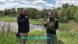 Photographer Stephen Davies Talks Birds at Sligo Creek