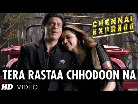 Download free song video of chennai express dance lungi