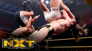 The BroserWeights vs. Undisputed ERA – NXT Tag Team Championship Match: WWE NXT, March 11, 2020