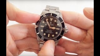 How to Properly Use a Dive Bezel