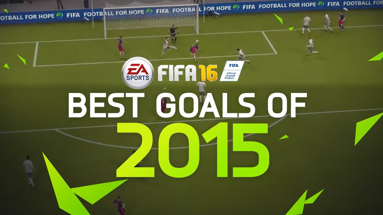 I Thought I'd Seen Every FIFA Goal. I Was Almost Right