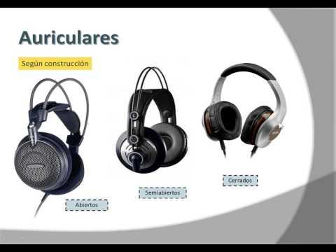 Introducción al home studio en castellano - 6 Auriculares y Monitores
