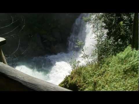 Krimmler Wasserfälle Waterval full HD