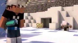 Animación de Minecraft- Juegos del Hambre