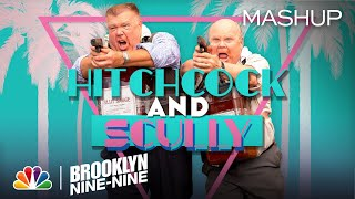 Hitchcock and Scully - Brooklyn Nine-Nine