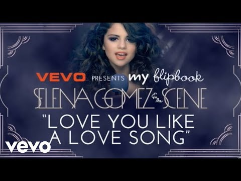 Love you like a love song lyrics download