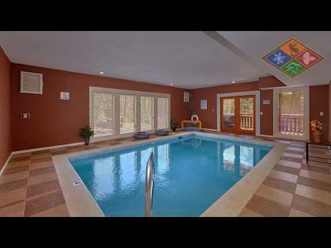 Sweet Tranquility Pool Lodge Video Tour