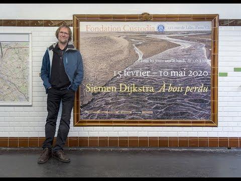 Siemen Dijkstra. À bois perdu Fondation Custodia