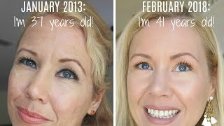 Why my skin looks better with 42 than with 37 | BEAUTY OVER 40