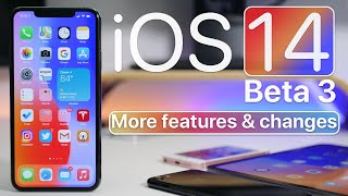 IOS 14 Beta 3 - More New Features And Changes