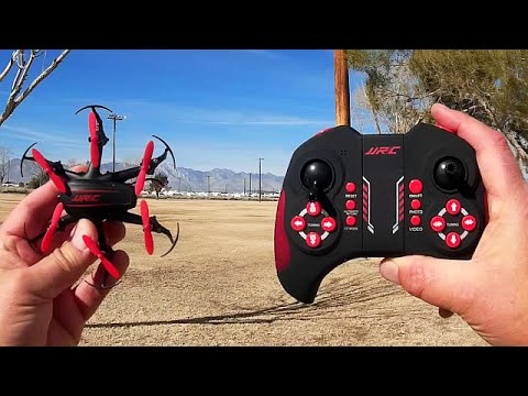 JJRC H20C Micro Camera Hexacopter Drone Flight Test Review
