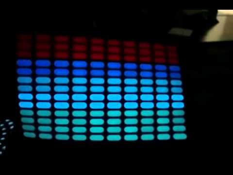 Sticker light test 1
