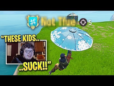 Best Console Player REACTS To PC Fortnite Pro Players! (Fall Skirmish Week 5 Highlights) Mp3
