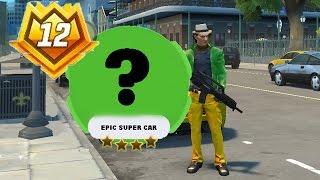 GANGSTAR NEW ORLEANS - TOP LEAGUE 12 GAMEPLAY | EPIC SUPER CAR?