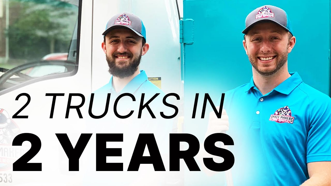 Two Trucks in UNDER Two Years... JRA Client Spotlight with Space Makers