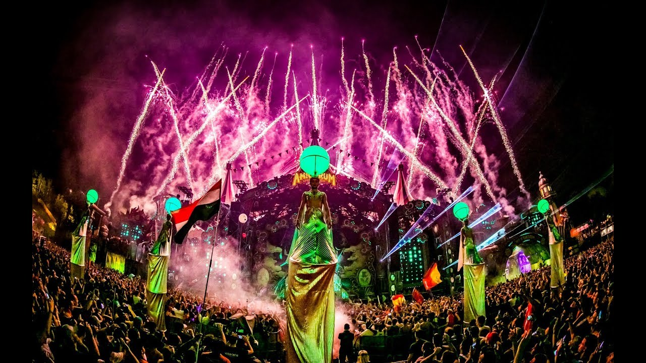 Dimitri Vegas & Like Mike - Live @ Tomorrowland Belgium 2017, Mainstage