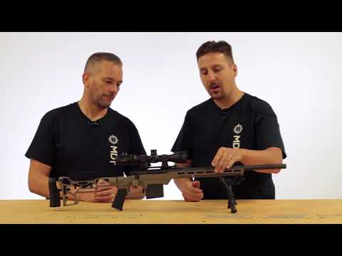 Ложа MDT LSS-XL Gen2 Carbine для Tikka T3 SA Video #1
