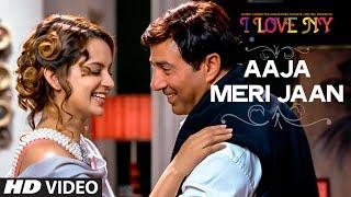 'Aaja Meri Jaan' VIDEO Song | I Love NY | Sunny   - YouTube