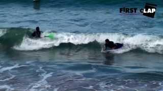 preview picture of video 'Premier Rassemblement  des Surfeurs et Bodyboarder  Algérien'