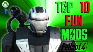 Fallout 4 Top 10 Best Fun Mods