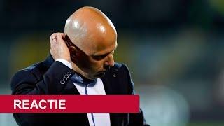 Reactie Slot | AZ - sc Heerenveen