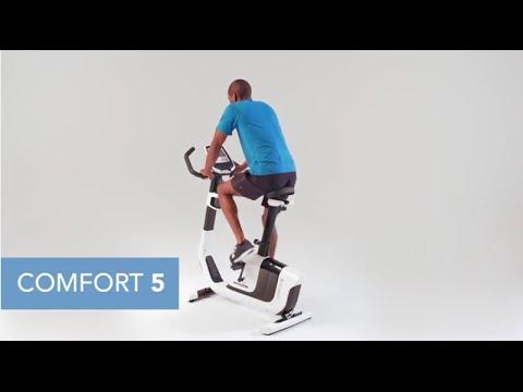 Horizon Comfort 5 Exercise Bike
