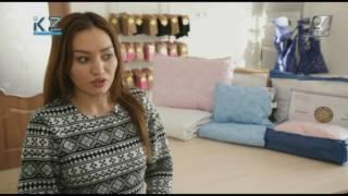 Сделано в Казахстане. О производстве одеял из верблюжьей шерсти
