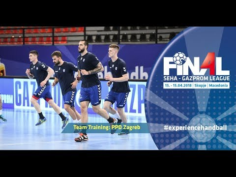 Final 4: Team Training - PPD Zagreb