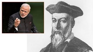 India Will Rise As A Global Master In Narendra Modis Era Nostradamus Predicted  वनइंडिया हिन्दी