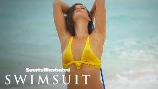 Emily DiDonato Unties & Takes It Off In Turks & Caicos | Intimates | Sports Illustrated Swimsuit