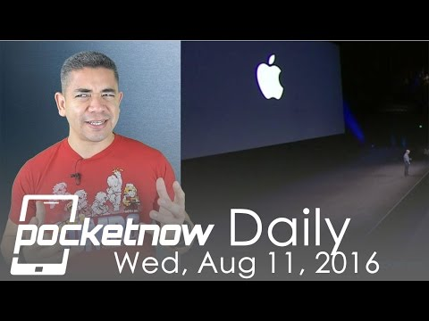 iPhone 7 event conflicts,  LG V20 DAC & more - Pocketnow Daily