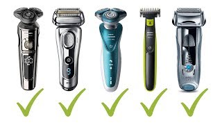 Top 5 Best Electric Shavers in 2019 - Which Is The Best For Shaving?